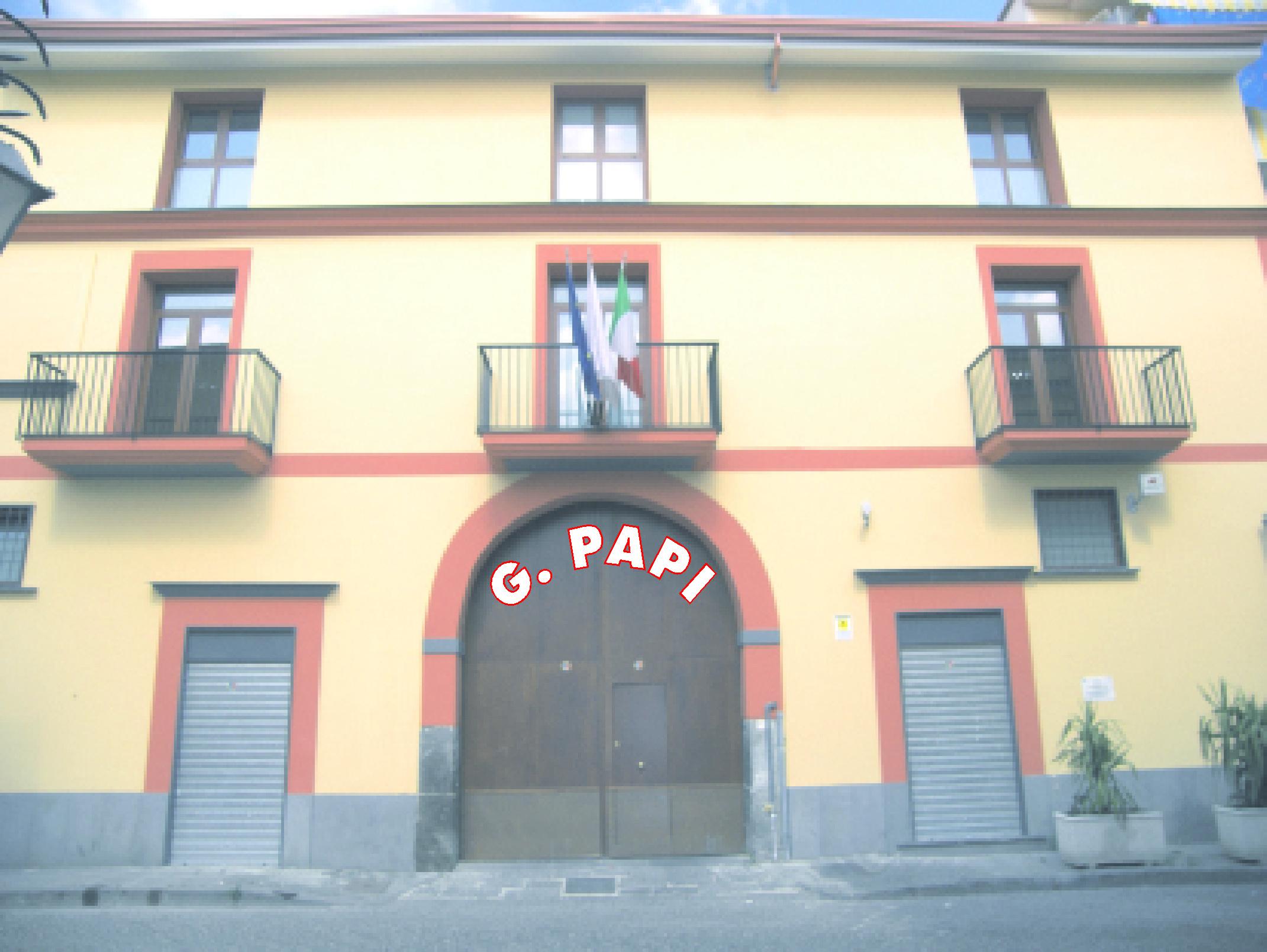L'Istituto G.Papi di Pomigliano pronto all'inaugurazione del nuovo anno scolastico