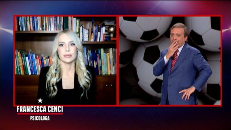 La psicologa Francesca Cenci : la psicologia di Cristiano Ronaldo